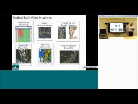 The Role of Tactical Basin Planning (2015-2016 Brown Bag Lecture #1)