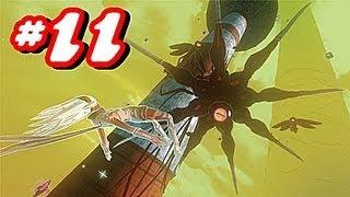 Gravity Rush - Part 11: Episode 11 - Thick Skin