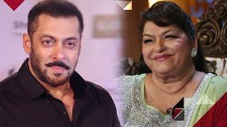 Salman Khan Lambasted Saroj Khan For Being Unfair | Big Story