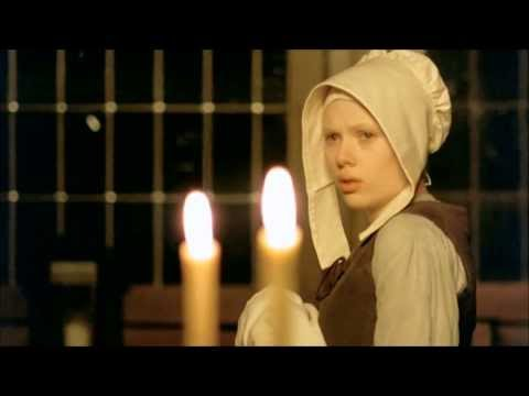 Scarlett - Girl with a pearl earring