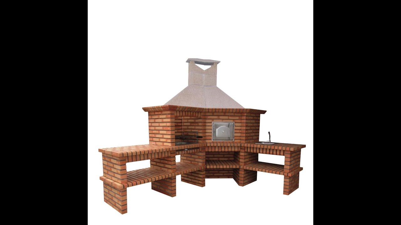 Barbecue brique catalogue en ligne barbecue brique youtube