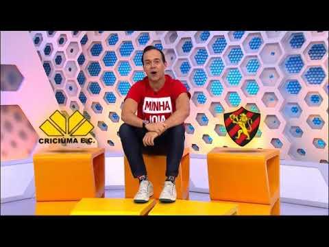 Chamada de 🇧🇳 Criciúma x Sport 🇦🇴 - Brasileirão Série B 2019 (Globo)