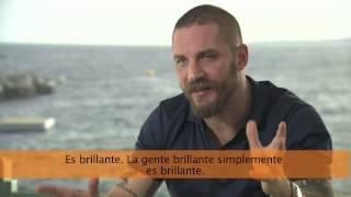 Tom Hardy habla sobre Iñárritu y el  Chivo Lubezki LOFT CINEMA