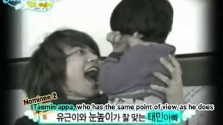 [ENG SUB] SHINee Hello Baby Episode 2 (1/5) 100127