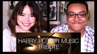 HARRY POTTER MUSIC (Indian Version) | Tushar Lall | TIJP | Reaction!