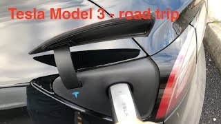 Tesla Model 3 Roadtrip - Victoria to San Francisco