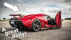 9 Reliable Supercars Great For Daily Driving | Ep. 1