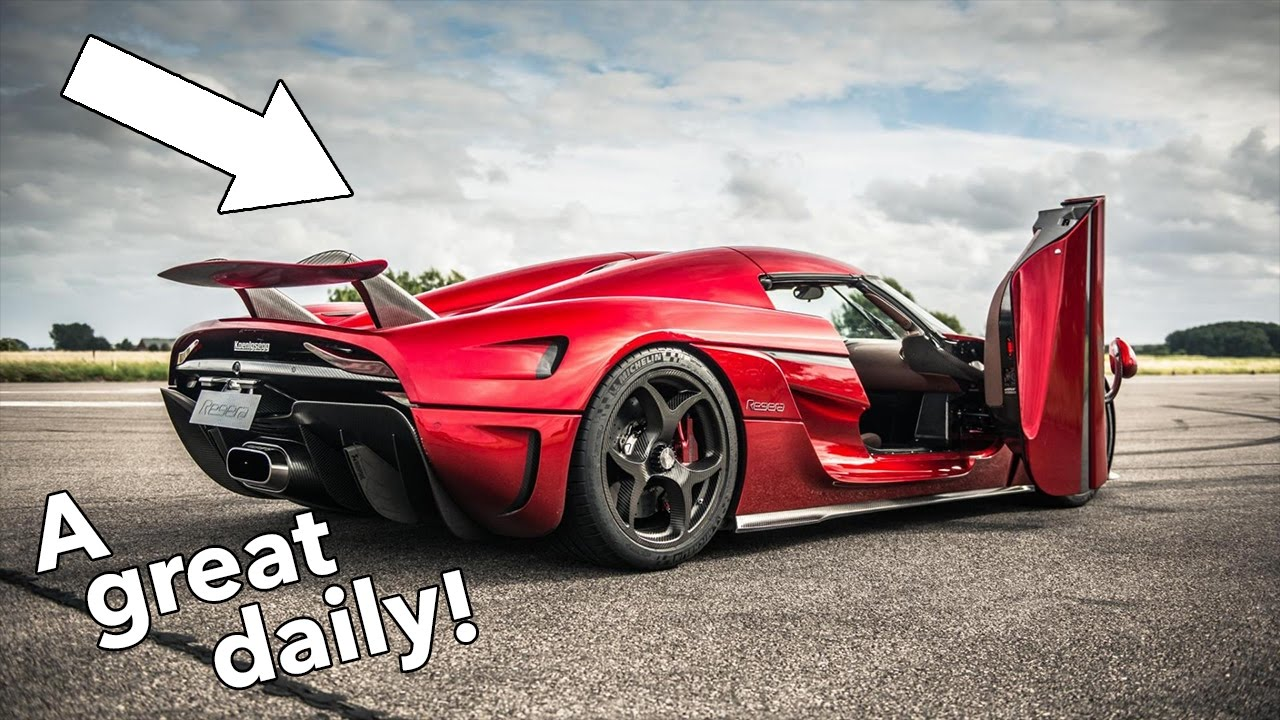 9 Reliable Supercars Great For Daily Driving Ep 1