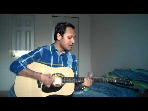 Aye Sinamika - Guitar Cover (OK Kanmani)