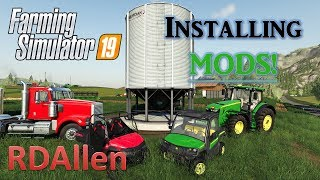 How to Easily Install Mods in Farming Simulator 19