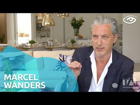 Marcel Wanders - Día a Día - Teleamazonas