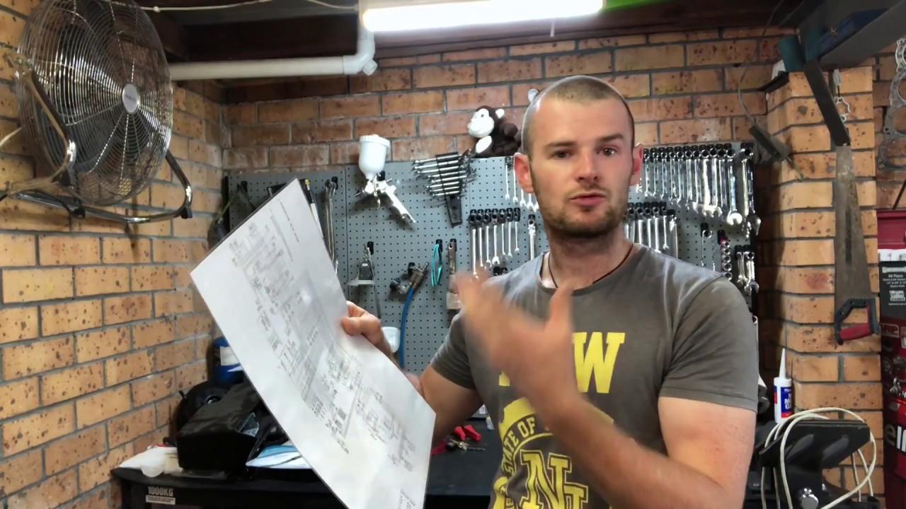 medium resolution of how to rewire your datsun z car ez wiring episode 1