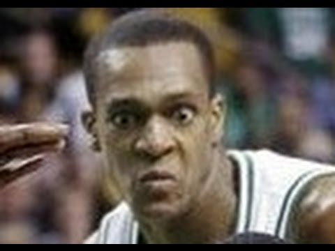 Rajon Rondo Bloopers and funny moments