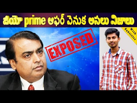 Jio Prime Offer Real Intention Revealed