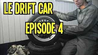 Project 240SX Le Drift Car - Ep. 4 | Wheels, Disappointment, etc.