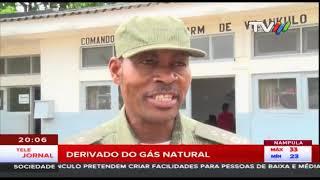 DERIVADO DO GÁS NATURAL