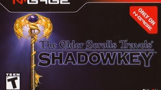 The Elder Scrolls Travels: Shadowkey - Nokia NGage