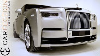 Rolls-Royce Phantom VIII: Exclusive First Look - Carfection