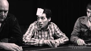 Angel of the Winds: Funny Poker Commercial