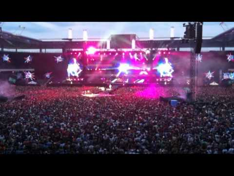 MUSE @ Stade de Suisse 15. Juni 2013