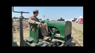 Battlefield Railway System - Simplex Trench Loco - War & Peace Revival 2013