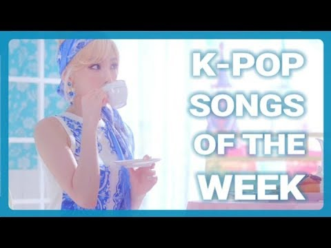 ALL TIME FAVOURITE GIRL GROUP SONGS • K-POP SONGS OF THE WEEK! #36