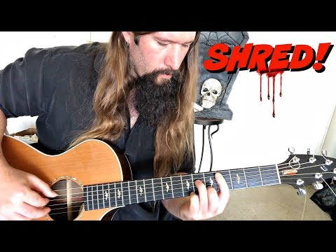 Best Shred Guitar Warm Ups Ever!