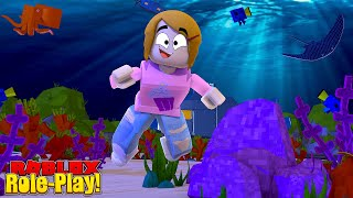 Roblox Roleplay - Baby Alive Goes Scuba Diving For Treasures!