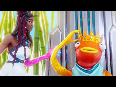 THE FISHSTICK KINGDOM! (Fortnite 2 Short Film)