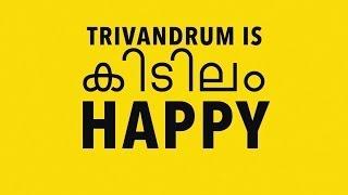 Pharrell Williams  Happy  We are from Trivandrum  INDIA  LA FEST 2014