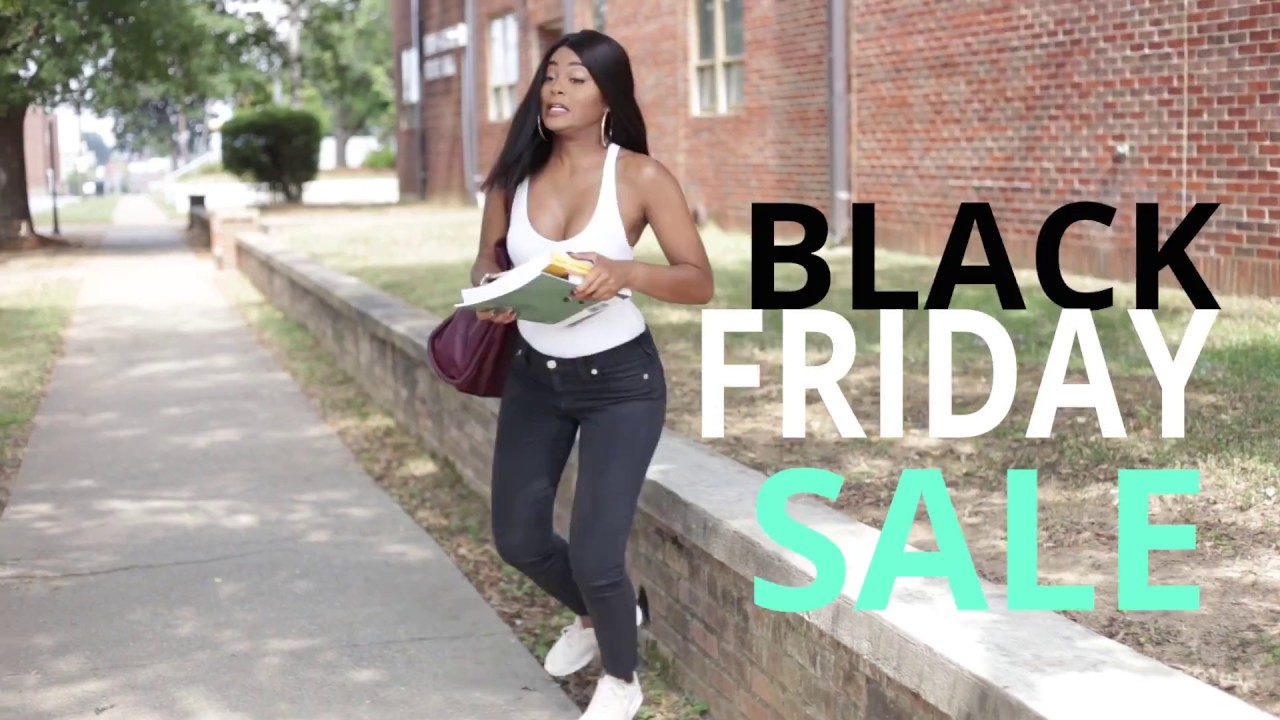 Promo video MJC BLACK FRIDAY SALE