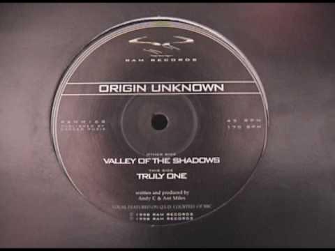 origin unknown - truly one