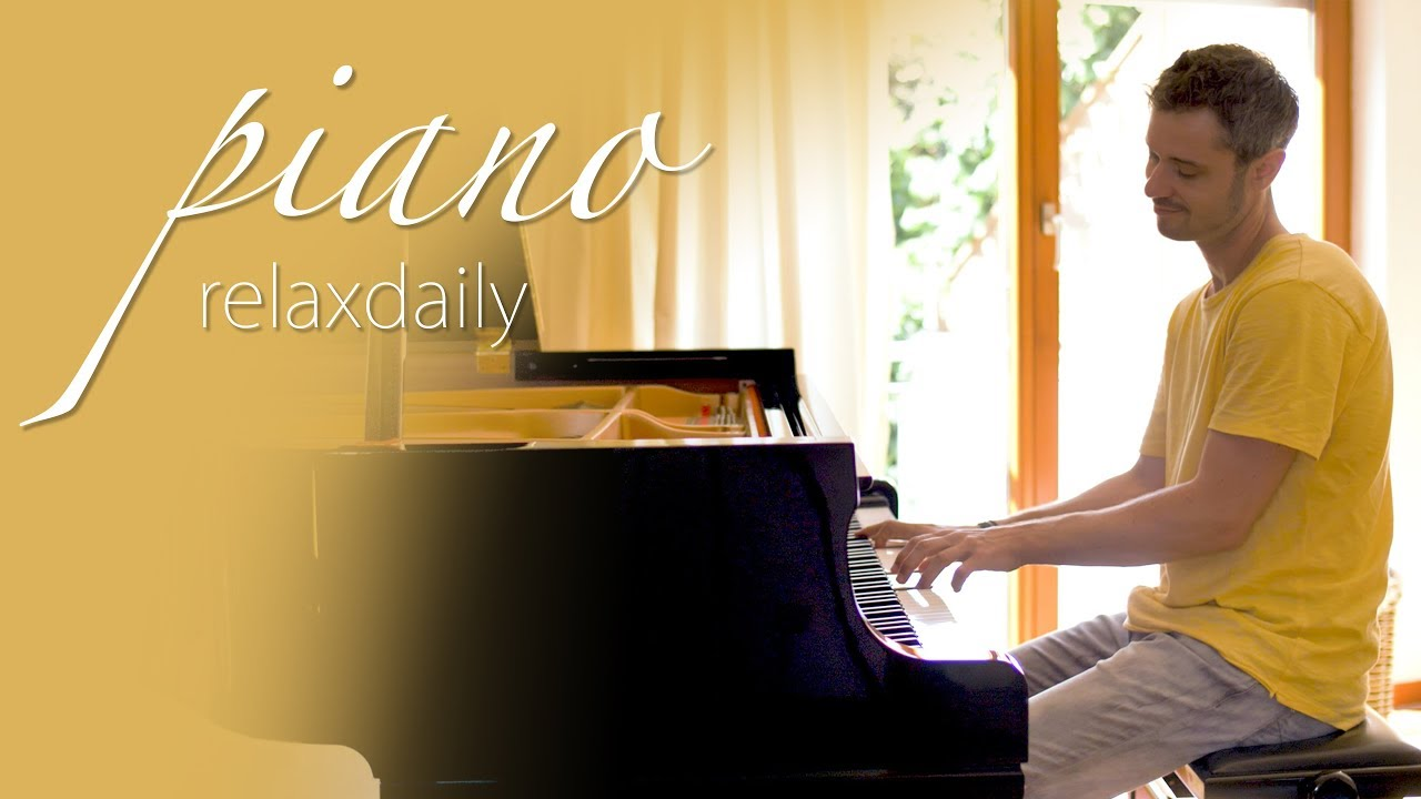 Relaxing Piano Music Calm Music For A Thriving You 1921 Youtube