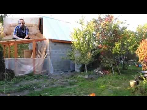 Смотрите, как построить баню своими руками.  Покажу, как самому построить баню пошаговая инструкция.