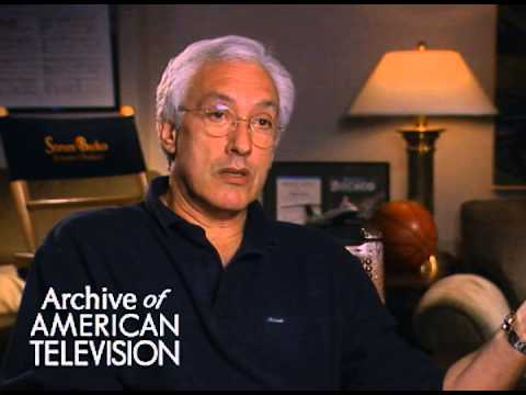 "Steven Bochco discusses Dennis Franz and David Caruso on ""NYPD Blue""- EMMYTVLEGENDS.ORG"