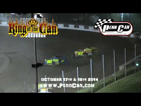 King of the Can 2014 at Penn Can Speedway!