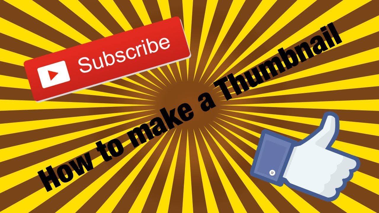 how to change thumbnail on youtube on ipad