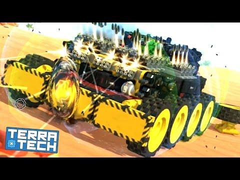 TerraTech - S2E22 Rammbock Tech | Let