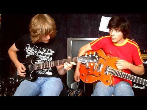 Hard As A Rock Live - Angus & Malcolm...