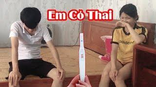 Hưng Vlog - Giả Vờ Có Thai Thử Lòng Người Yêu Xem NTN