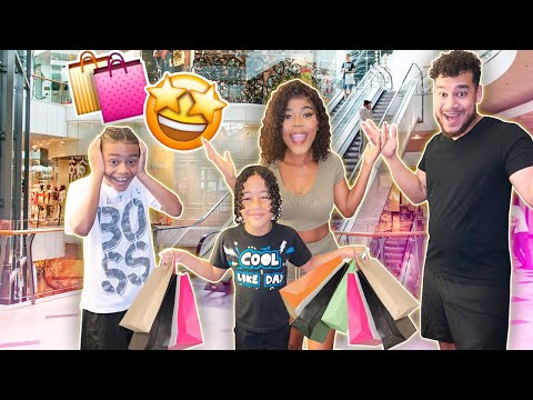 SHOPPING For MICAH'S BIRTHDAY GIFTS!!