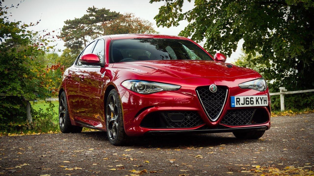 2019 Alfa Romeo Giulia Quadrifoglio Review Italian Madness New