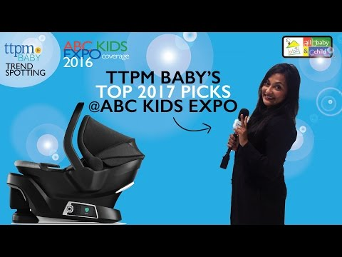 Top 2017 Baby Products-TTPM from ABC Kids Expo October, 2016