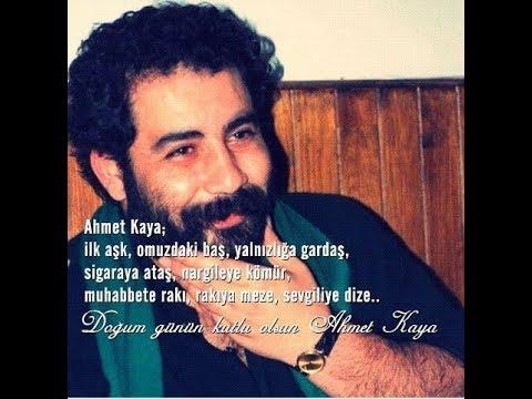 (Way Delikanlı Gönlüm Way) Ahmet Kaya Slayıtlı İzle Mükemmel