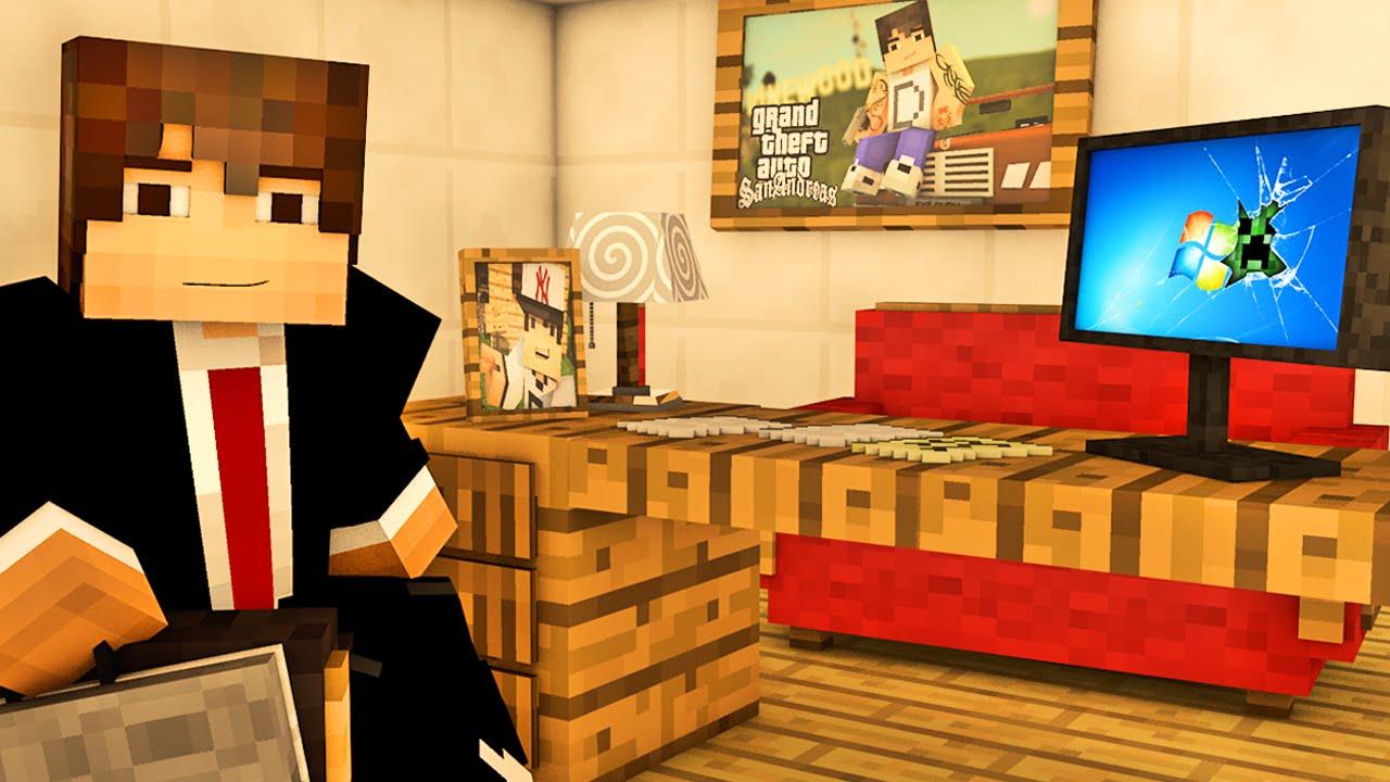 Minecraft - Industrial Craft: Escritório da Industria ...
