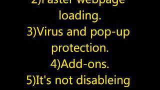 Internet Explorer 8 VS Internet Explorer 9