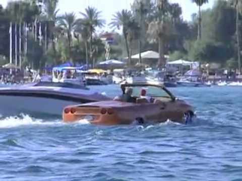 watercar panther la voiture amphibie la plus rapide au monde funnycat tv. Black Bedroom Furniture Sets. Home Design Ideas