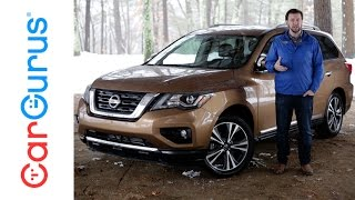 2017 Nissan Pathfinder | CarGurus Test Drive Review