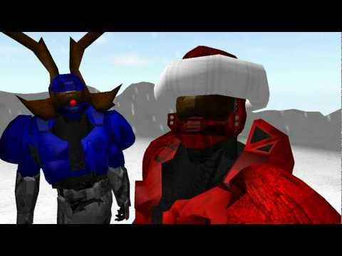 Happy Holidays Part 3 (Funny CGI Machinima)