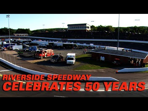 Riverside Raceway Celebrates 50 Years Of Racing - Motoring TV